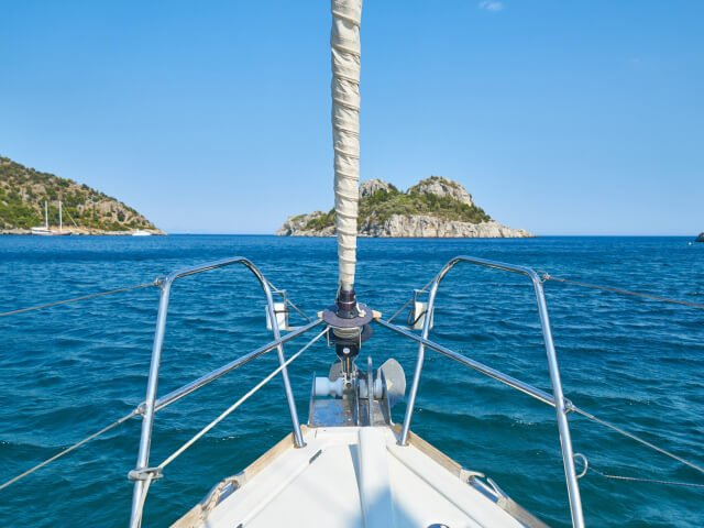 10 Reasons to Start Sailing