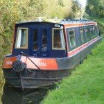 Boating - Canal Boat