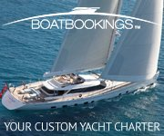 Boatbookings.com Yacht Charter