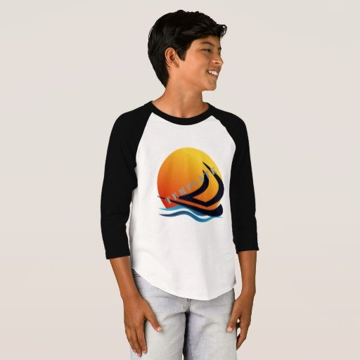Boys Raglan T Shirt