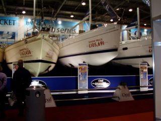 Southampton Boat Show 2003