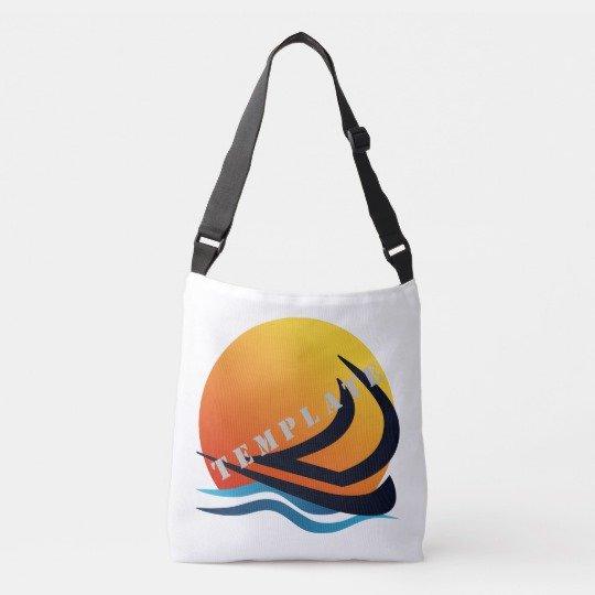 Template Crossbody Bag