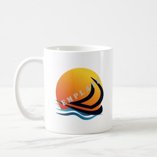 Template Drinkware Mugs